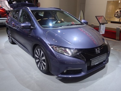 Frankfurtin autonäyttely 2013: Honda