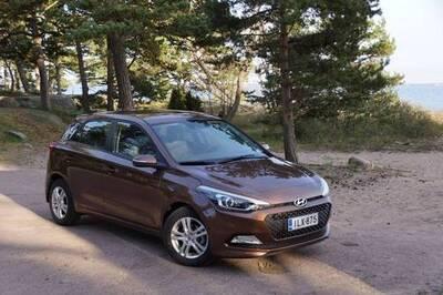 IL koeajo ja arvio: Hyundai i20