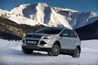 Koeajo Ford Kuga 2.0 TDCi Titanium 2013