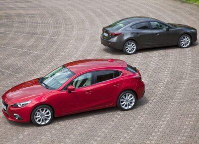 Autoesittely Mazda3 HB Skyactiv-G 2.0 (120) Premium