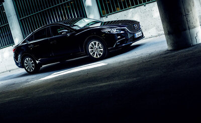 IL Koeajo: Mazda 6 Business Edition