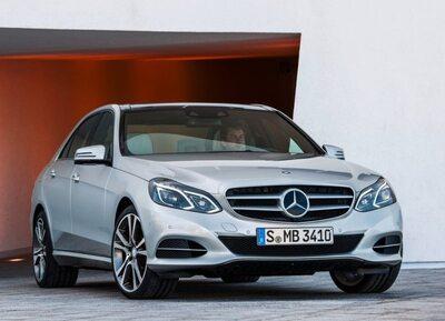 Autoesittely Mercedes-Benz E –sarja 2013