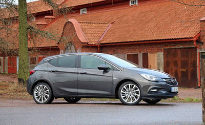 IL Koeajo ja arvio: Opel Astra
