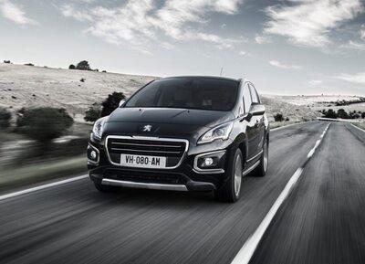 Autoesittely Peugeot 3008 2014
