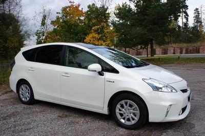 Koeajo Toyota Prius+ 2012