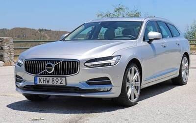 IL Koeajo: Volvo V90 haastaa Audit ja Bemarit