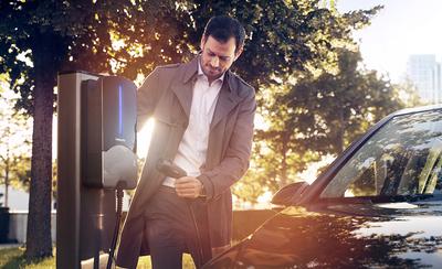 Tästä ei sähköauton lataus muutu helpommaksi – Webaston latausasema sopii jokaiseen kotiin