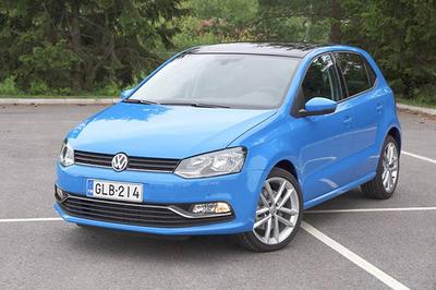 IL koeajo ja arvio: Volkswagen Polo 1.2 TSI 81 KW Highline