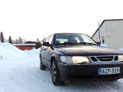 Saab 9-3, Vaihtoauto