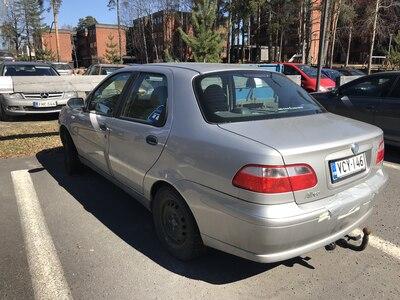 Fiat Albea, Vaihtoauto