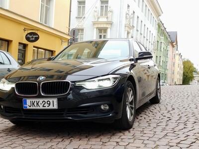 BMW 3-sarja, Vaihtoauto
