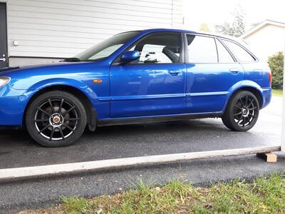 Mazda 323, Vaihtoauto