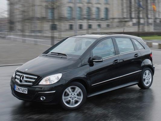 Autoarvio: Koeajossa Mercedes-Benz B 180 CDI