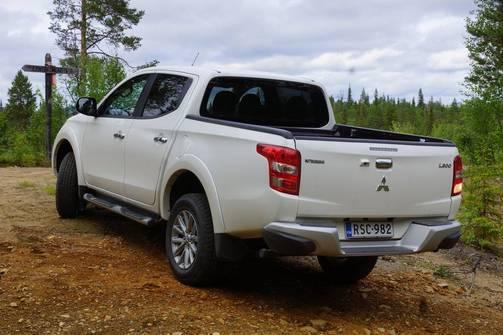 IL Koeajo ja arvio: Mitsubishi L200 DOUBLECAB
