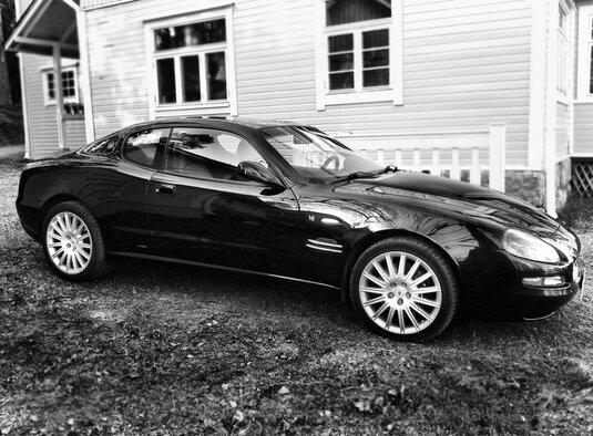 Maserati 4200 GT Coupe 2005