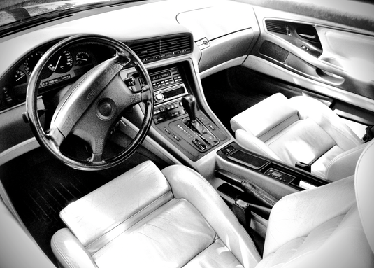 BMW 850 CiA 1992