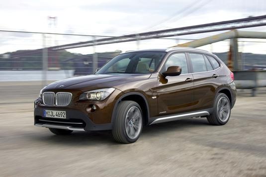 Autoesittely: BMW X1 xDrive 23d A (2009)