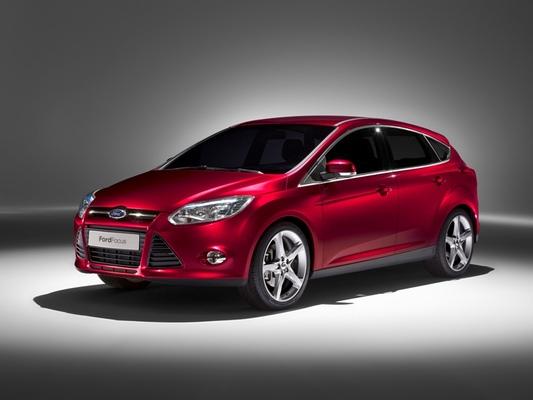 Koeajo Ford Focus 1.6 (125 hv) Trend
