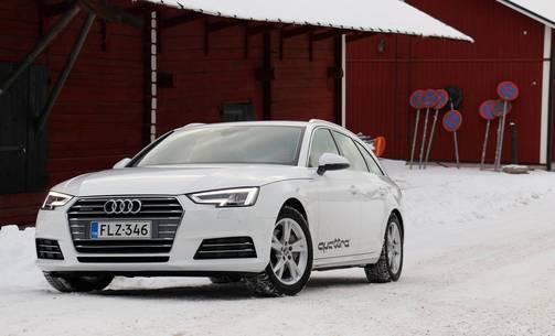 IL Koeajo: Audi A4 Avant quattro