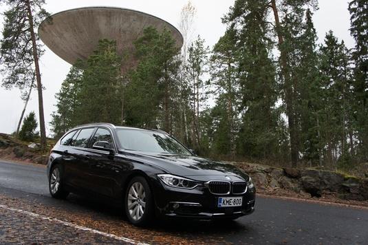 Koeajo BMW 330d Touring 2012