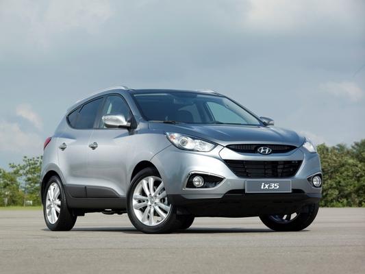 Autoesittely Hyundai ix35 2012
