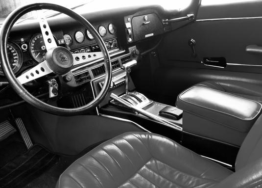 Jaguar E-Type Coupe 1973