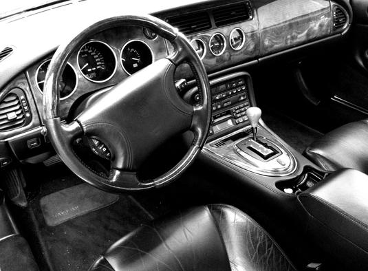Jaguar XK 2002