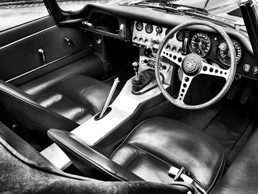 Jaguar E-Type 3.8 Roadster Series I  1962
