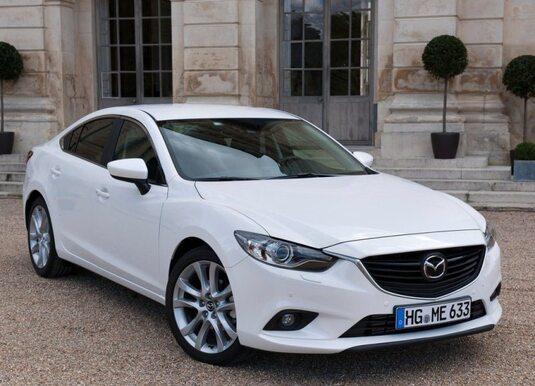 Koeajo Mazda 6 2.0 (145 hv) Premium Plus 2013