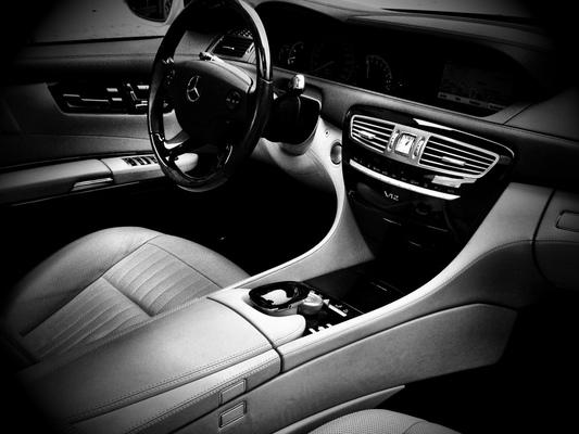 Mercedes Benz CL 600 2008