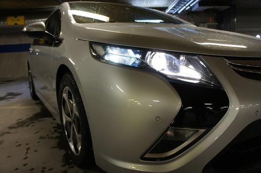 Koeajo Opel Ampera Cosmo E-REV 1.4 2013