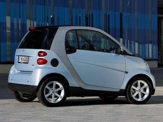 Autoarvio: Koeajossa Smart Fortwo coupe 52 kW (2009)