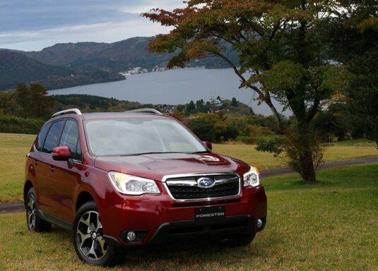 Koeajo Subaru Forester 2.0TD XS 2013