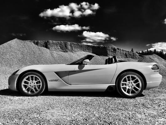 Dodge Viper SRT 10 Roadster  2006
