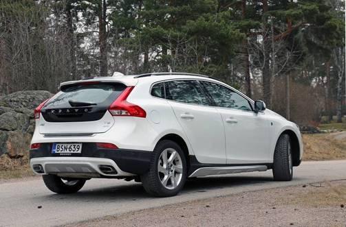 IL koeajo ja arvio: Volvo V40 Cross Country