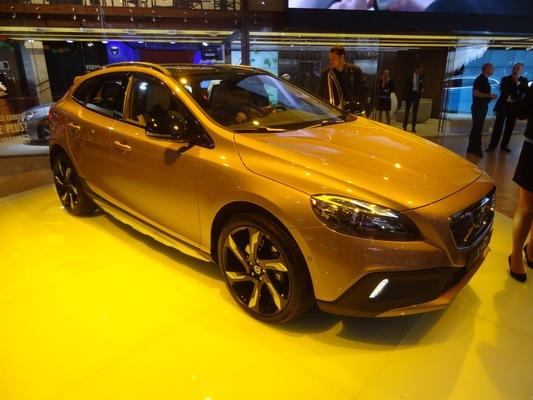 Pariisin autonäyttely 2012: Volvo
