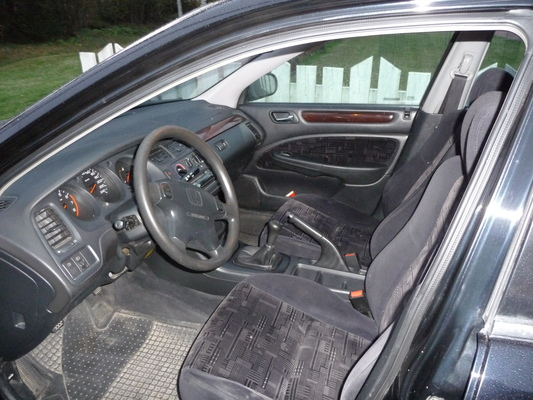 Honda Accord, Vaihtoauto