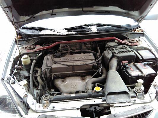 Mitsubishi Lancer, Vaihtoauto