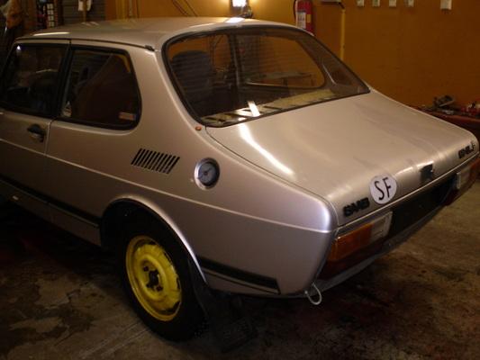 Saab 99, Vaihtoauto