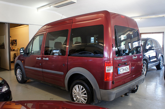 Ford Tourneo Connect, Vaihtoauto