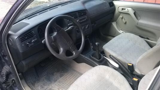 Volkswagen Golf, Vaihtoauto