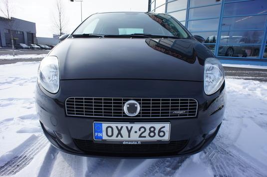 Fiat Punto, Vaihtoauto