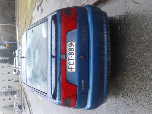 SEAT Cordoba, Vaihtoauto