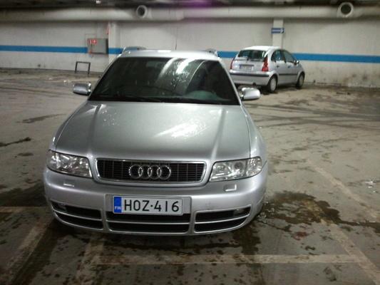 Audi S4, Vaihtoauto