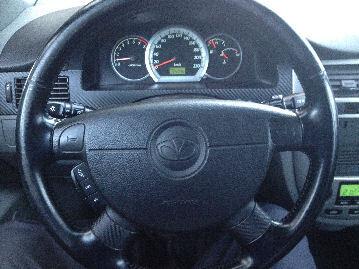 Daewoo Nubira, Vaihtoauto