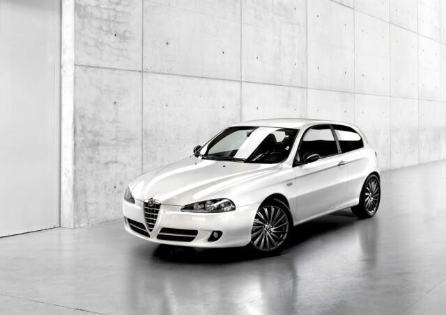 Autoesittely: Alfa Romeo 147 (2009)