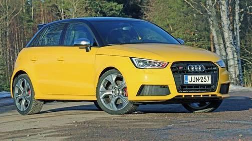 IL koeajo ja arvio: Audi S1 Sportback 2,0 TFSI