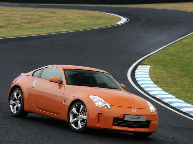 Autoesittely Nissan 350Z (2008)