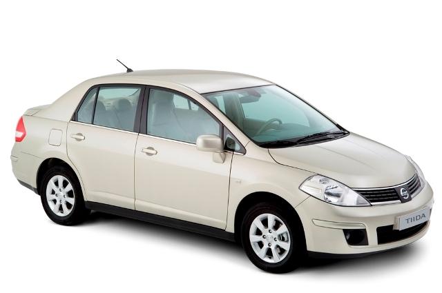 Autoarvio: Koeajossa Nissan Tiida 1.6 Visia City+ 4d