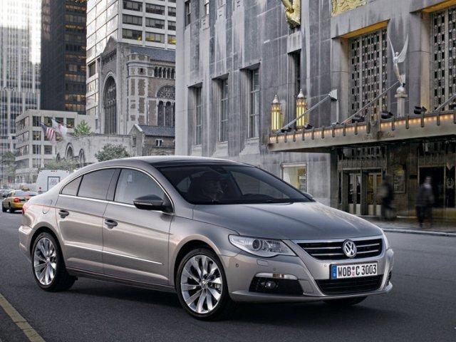 Autoarvio: Koeajossa VW Passat CC 2.0 TDI PowerDiesel 125 kW